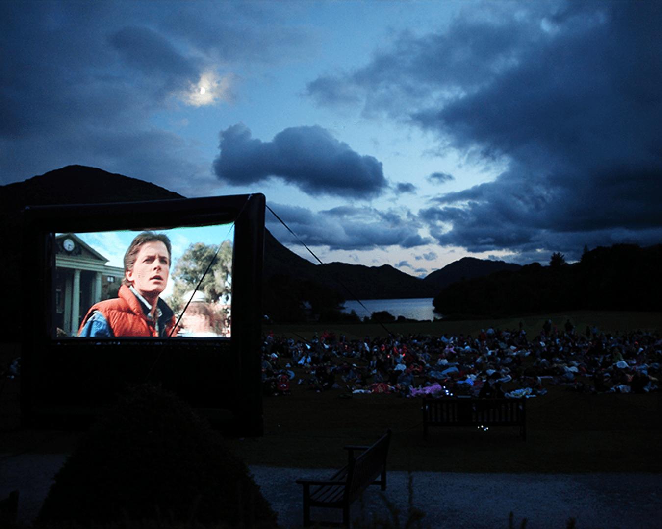 Kerry International Film Festival Outdoor Cinema