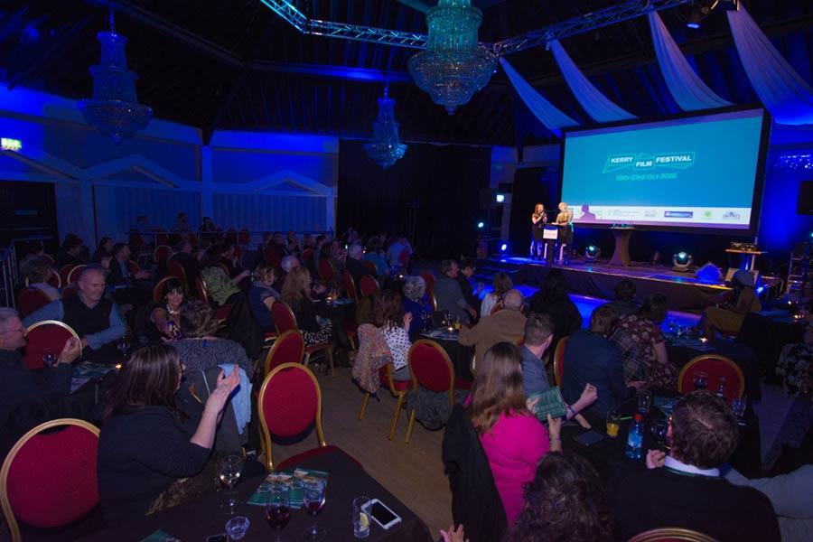 Kerry International Film Festival. Image by James Loveridge