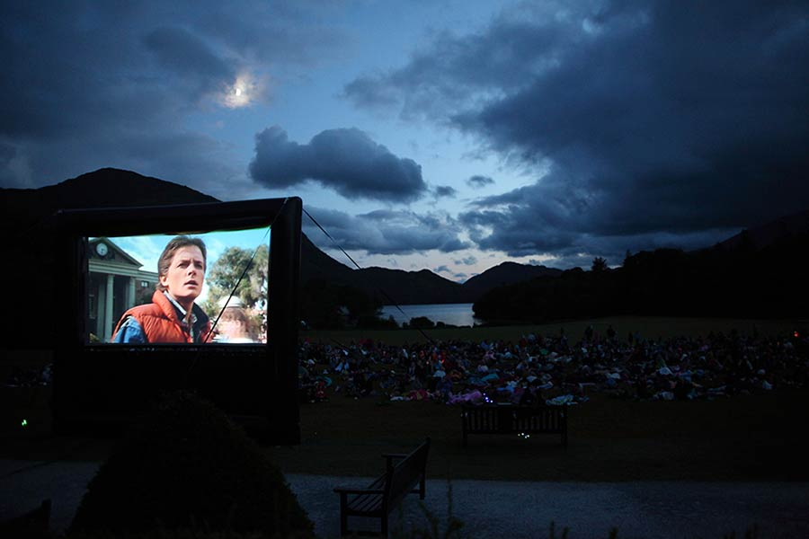 Open Air Cinema Killarney