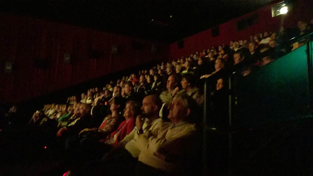 The Lobster audience 2015